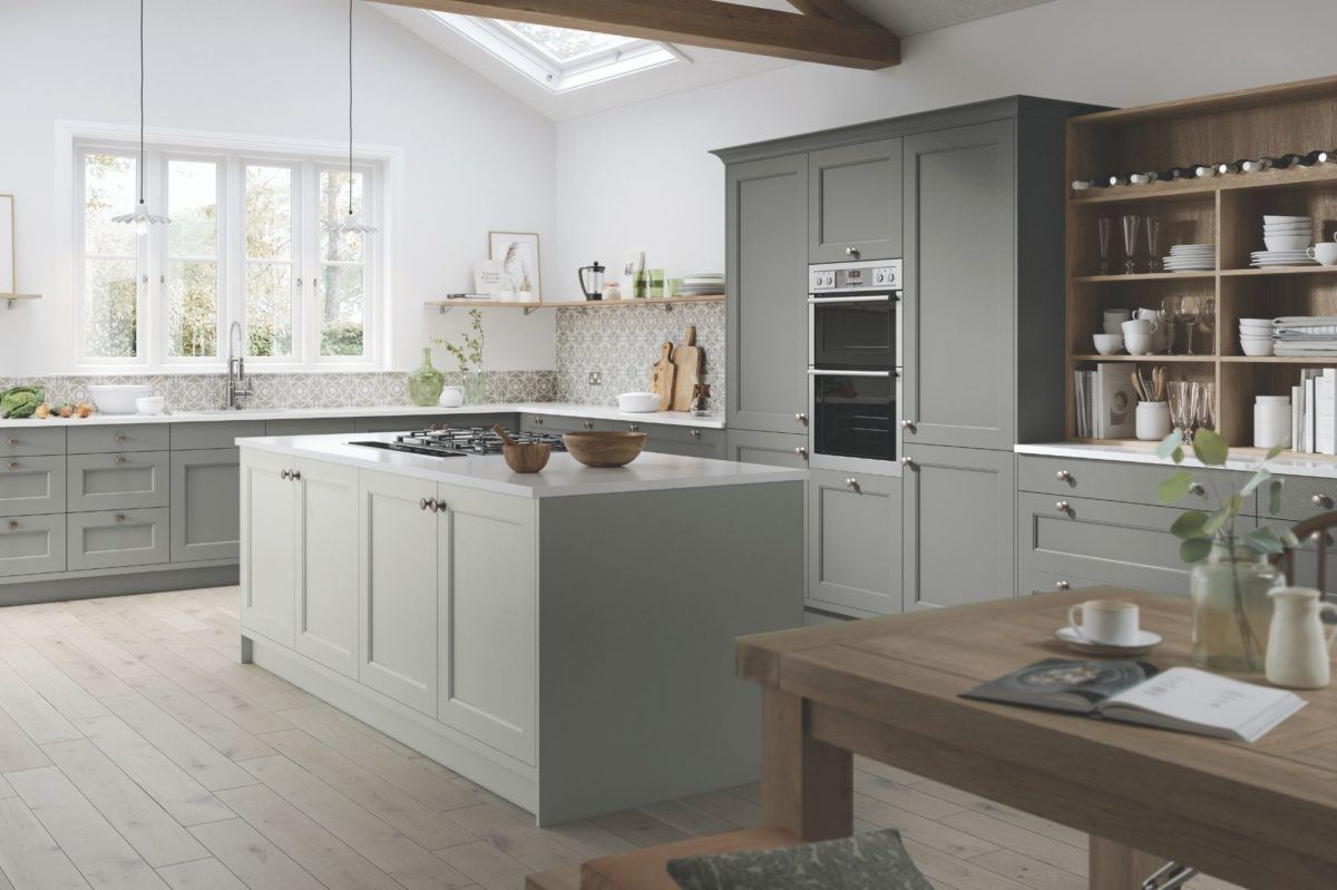 Traditional Kitchens In Style