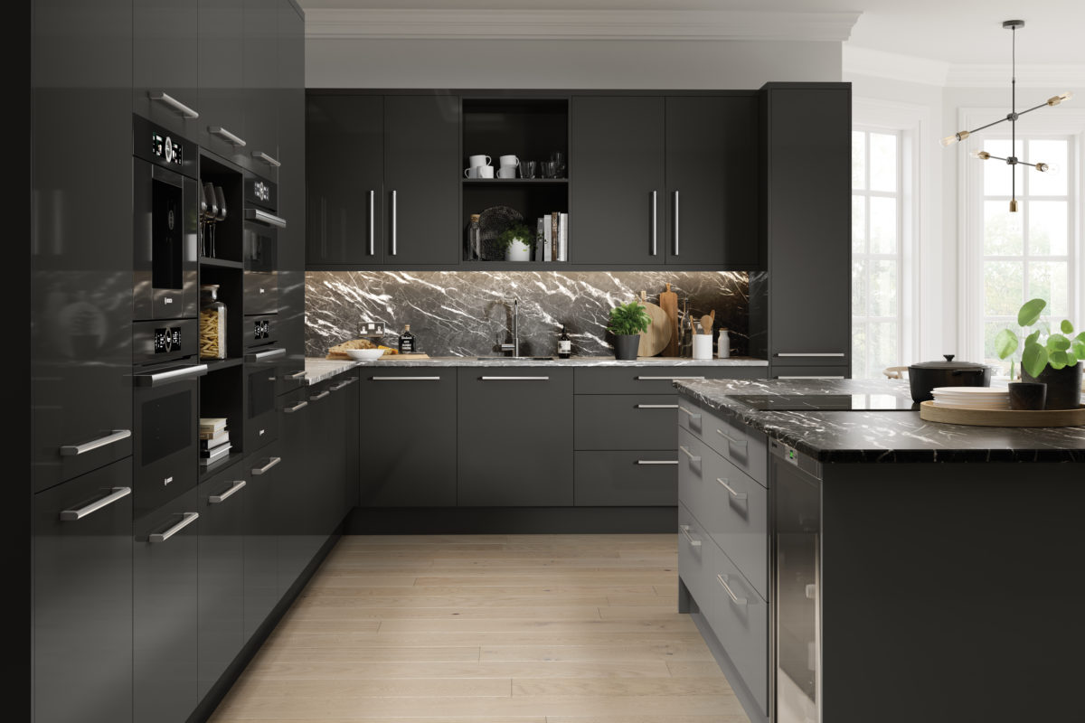 Supergloss Kitchen